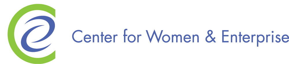 Center for Women and Enterprise Logo