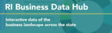 RI Business Data Hub Logo