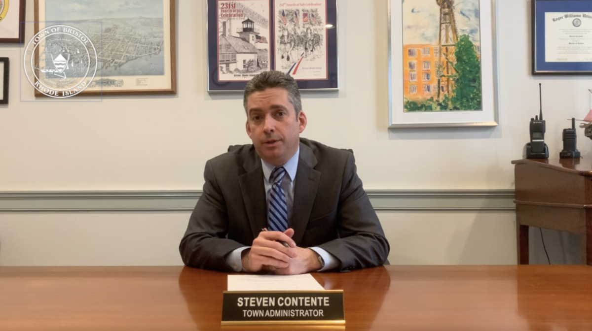 Steven Contente, Town Administrator's Office