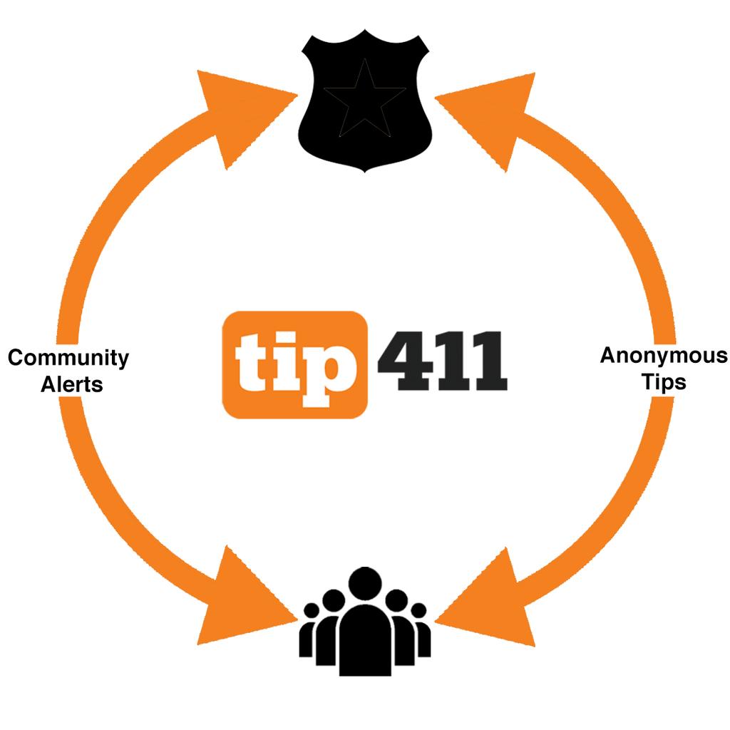 Tip 411 Logo