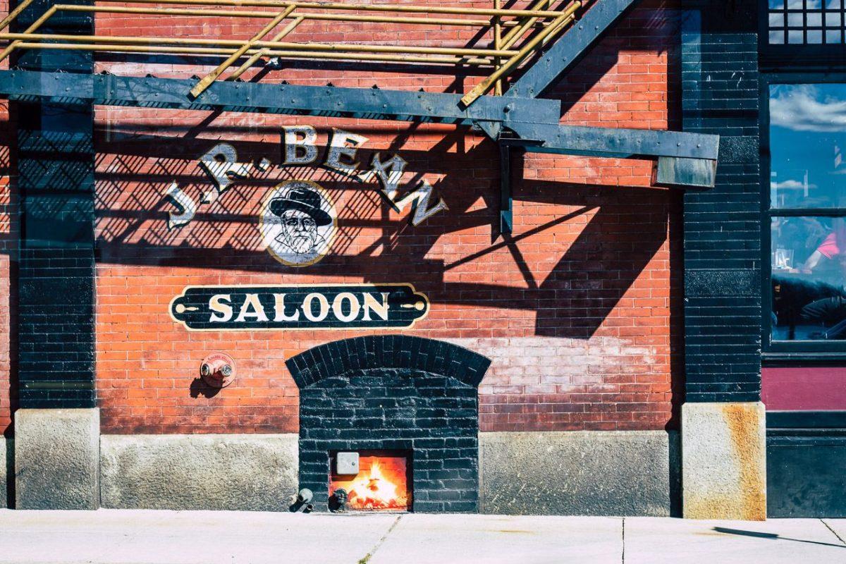 Bristol Rhode Island JR Bean Saloon