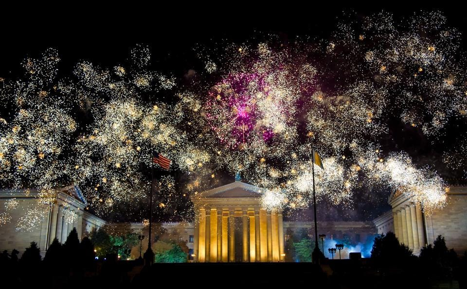 Fireworks PA