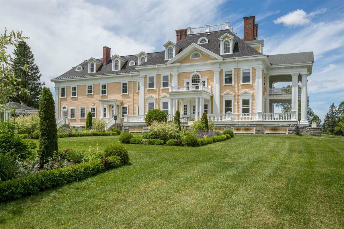Vermont-Mansion