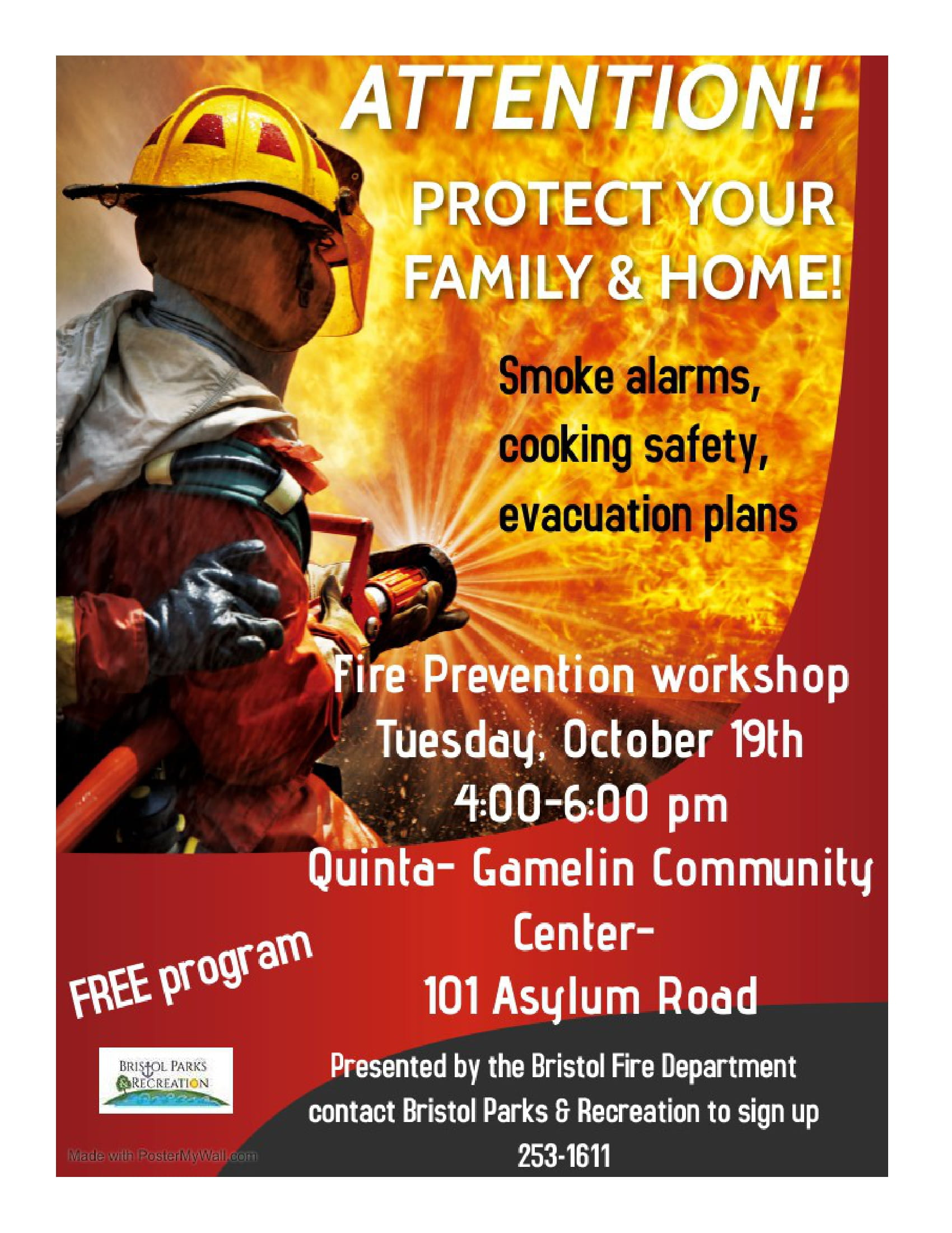 Fire Prevention Workshop
